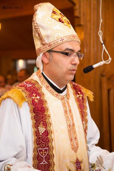 Fr. Karas Ordination